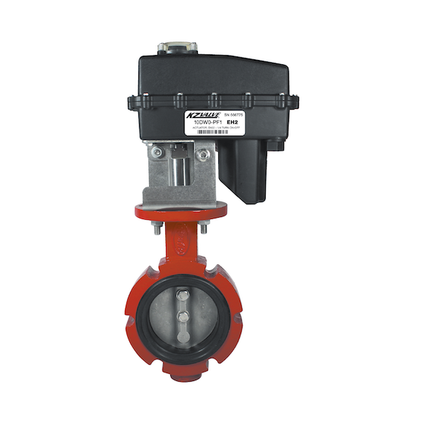 Cast Iron and Aluminum Butterfly Valves